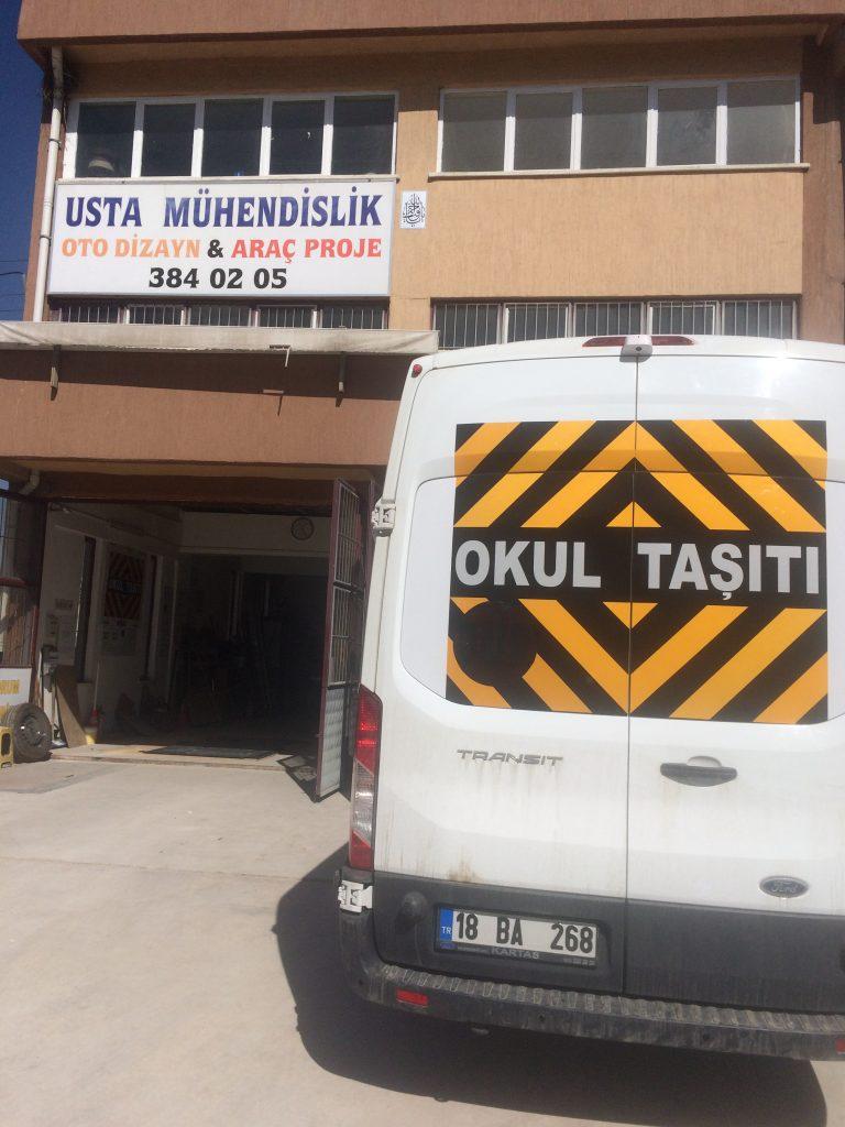 FORD MİNİBÜS OTOBÜS